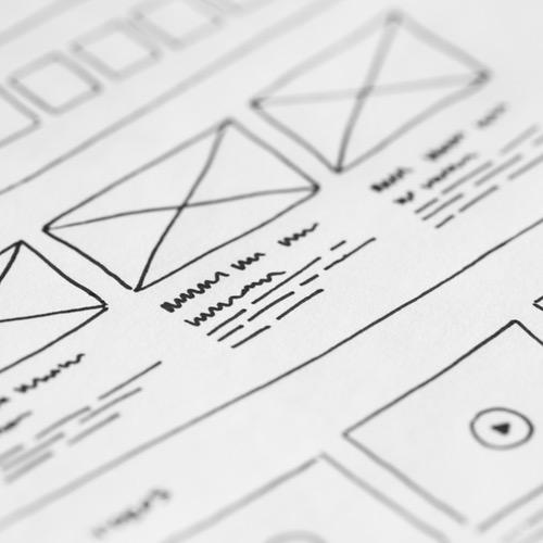 Website layout laten maken door Seriously design