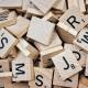 Scrabble stenen naam Seriously design