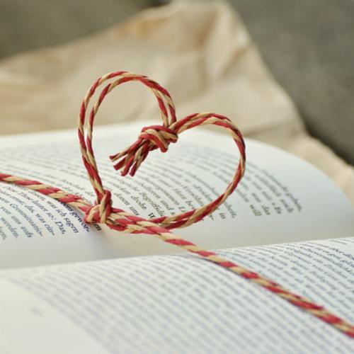 Boek met hart portfolio Seriously design Elies leest