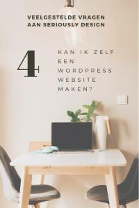 Veelgestelde vraag over WordPress webdesign