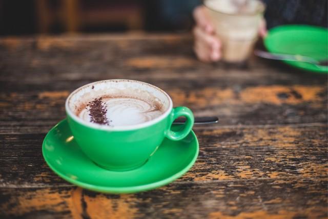 Maak een koffieafspraak.